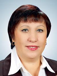 Андриевская Нина Николаевна