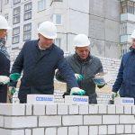 Кирпичную новостройку на 90 квартир планируют сдать в первом квартале 2019 года