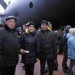 Из эллинга выведен подводный крейсер «Князь Владимир»