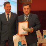 Михаил Старожилов поздравил журналистов с профессиональным праздником