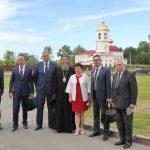 Главный храм Северодвинска обрел попечителей