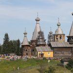 Поморское село Ненокса отметило 621-й день рождения