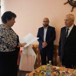 Генеральный директор «Арктики» Петр Потего отметил юбилей