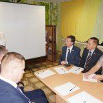 Встреча с лидерами НКО: объединить усилия