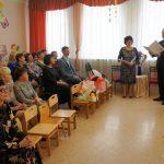 Детский сад «Ручеек» отметил 60-летие