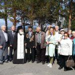 В Северодвинске состоялась акция «Горсть памяти»