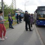Проверка графика движения автобусов: условия контрактов соблюдают не все перевозчики