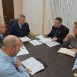 Депутаты фракции «Справедливая Россия» встретились с Главой Северодвинска