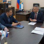 Депутаты фракции ЛДПР встретились с главой Северодвинска