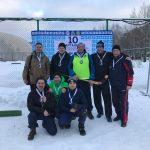 Северодвинцы завоевали серебро в хоккее на валенках