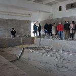 В школе № 29 начался ремонт бассейна