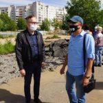 Благоустройство Приморского парка под контролем депутатов