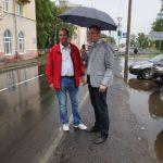 Ремонт дорог в Северодвинске идёт с опережением графика