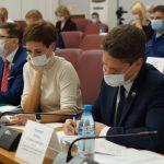 Депутаты рассмотрели имущественные вопросы