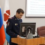 Начальник ОМВД – о состоянии преступности в Северодвинске