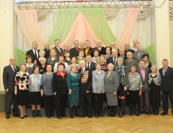 Владимир Мелёхин принял участие в отчетно-выборной конференции совета ветеранов «Звездочки»