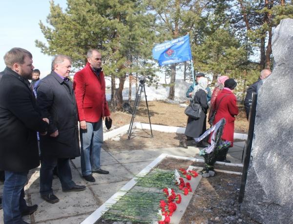 В Северодвинске прошел митинг памяти Чернобыльской катастрофы