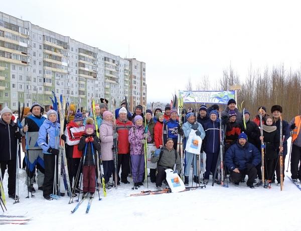 «Лыжня здоровья» открылась для горожан