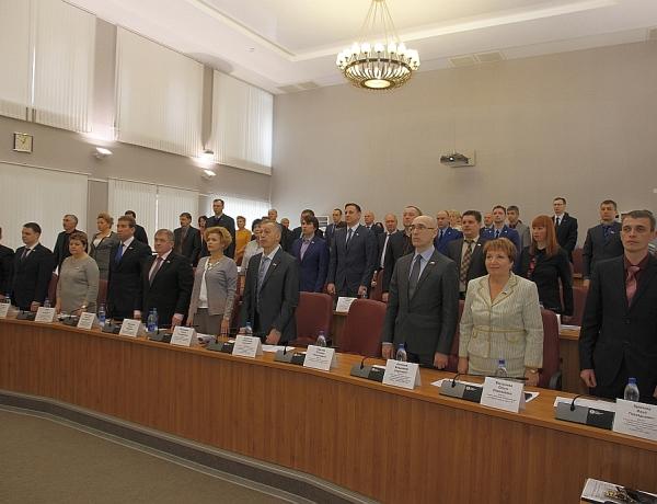 Предложения о лишении полномочий 12 депутатов отклонены