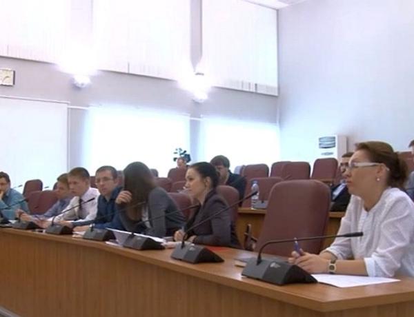 Состоялось первое заседание Молодежной платы Совета депутатов Северодвинска