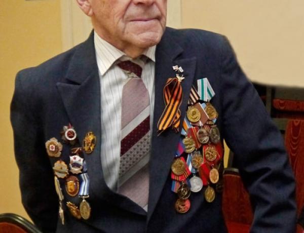 Сергею Николаевичу Табанину присвоено звание Почетного гражданина Северодвинска