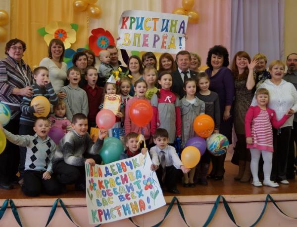 Конкурс «Симпатяшка — 2013» прошел на пять с плюсом!