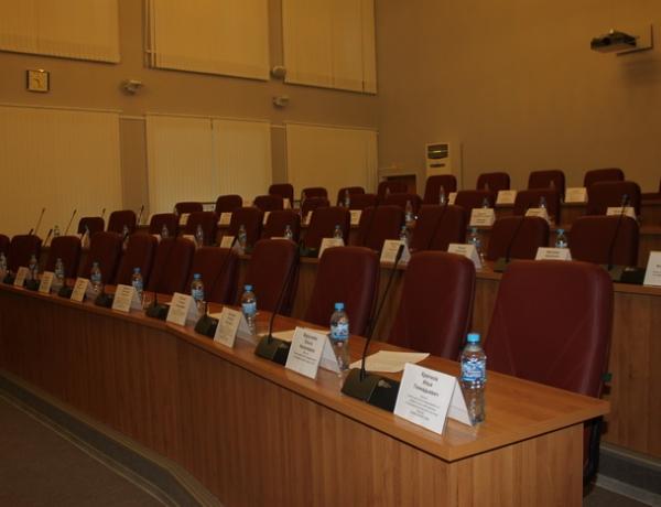 28 ноября состоится третье очередное заседание Совета депутатов Северодвинска пятого созыва