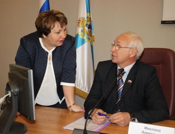 В Совете депутатов Северодвинска пятого созыва будет работать 8 постоянных депутатских комиссий