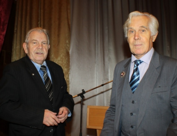 Депутаты приняли участие в отчетно-выборной конференции городского Совета ветеранов