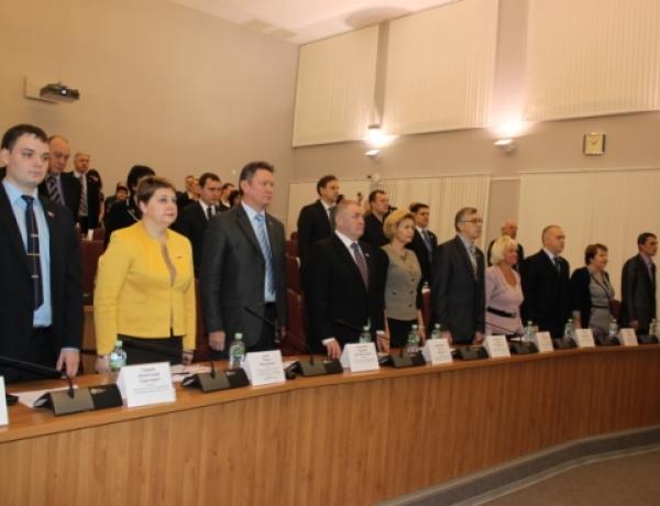 14 решений принято 28 ноября на очередном заседании Совета депутатов Северодвинска.