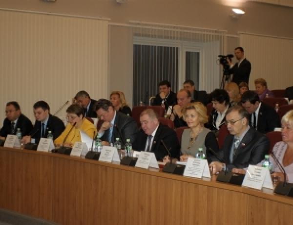 Положение о Контрольно-счетной палате Северодвинска принято с поправками