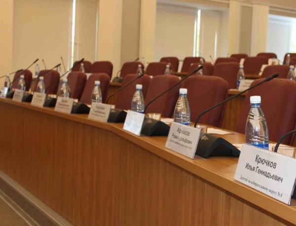 28 марта состоится заседание Совета депутатов Северодвинска