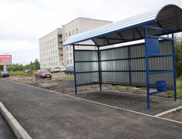 23 августа откроется автобусная остановка на ул. Портовой