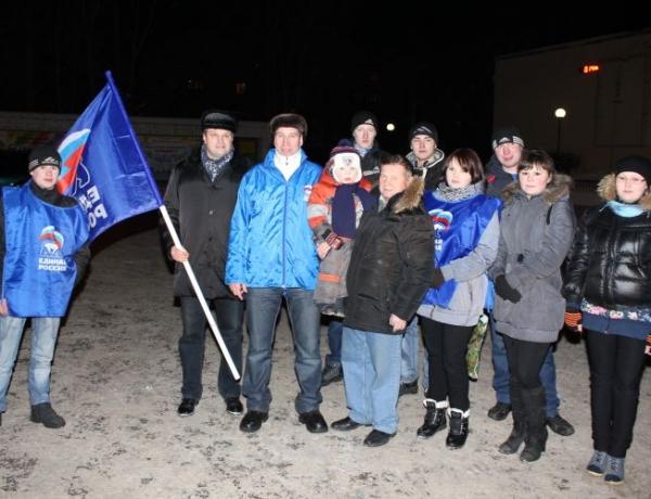 Северодвинцы вновь побывали на родине Александра Торцева
