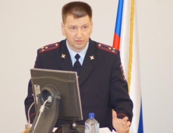 Полиция Северодвинска представила депутатам отчет о работе за 9 месяцев 2013 года